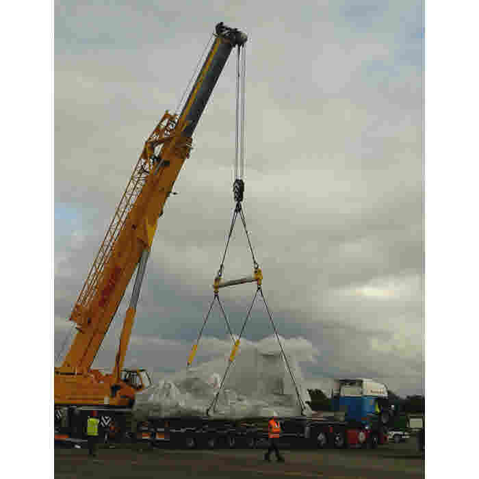 55t Spreader Beam Hawk Lifting 2