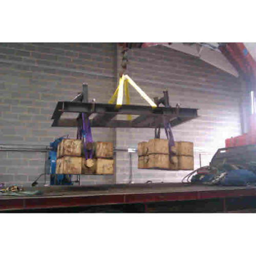 Proof Load Test of Lifting Frame