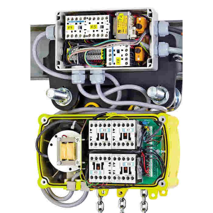 Yale Electric Hoist Wiring Diagram