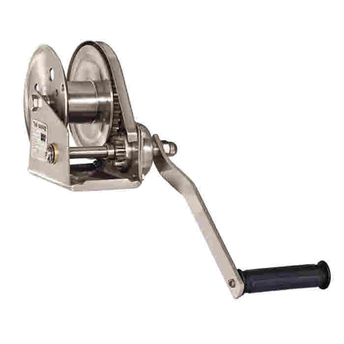 Pfaff HWCS Stainless Steel Spur Gear Manual Winch