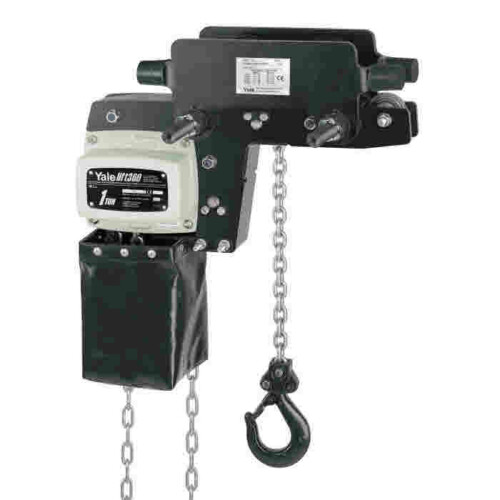 Yalelift LH Ultra Low Headroom Trolley Hoist