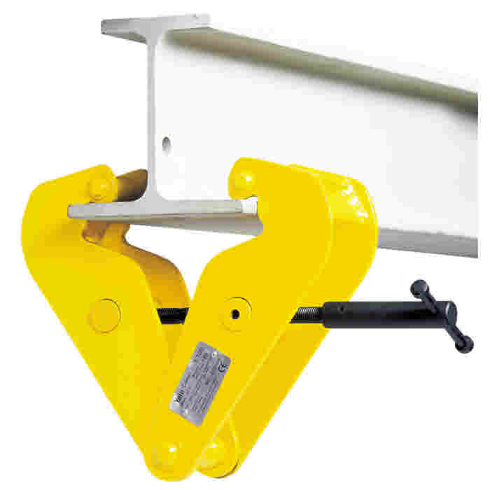yale yc beam clamp