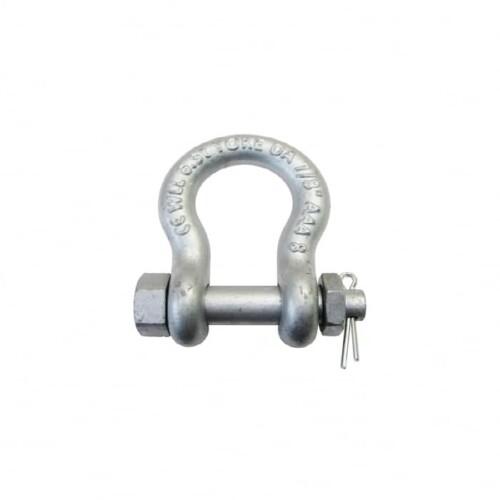 Yoke Alloy Bow Safety Pin DA 808 Grade 8 Shackle