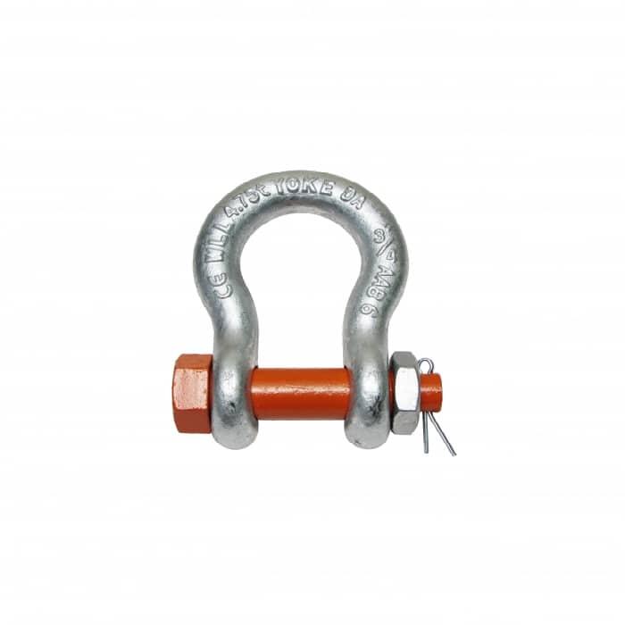 Yoke Alloy Bow Safety Pin DA 838 Grade 6 Shackle