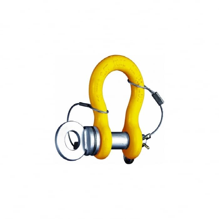 Yoke ROV Anchor Shackle Type 911 With Safety Pin