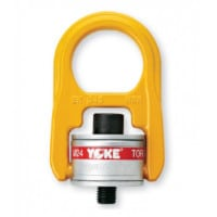 Yoke Swivel Hoist Ring with alloy steel washer - type 203