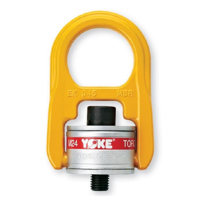 Yoke Swivel Hoist Ring with alloy steel washer - type 203