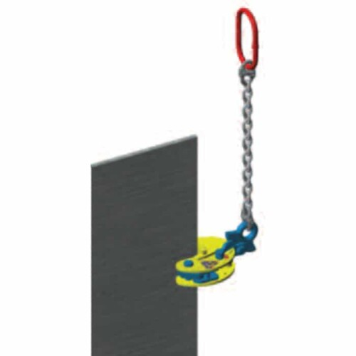 Camlok CY Vertical Plate Clamp - Two Leg Chain Sling