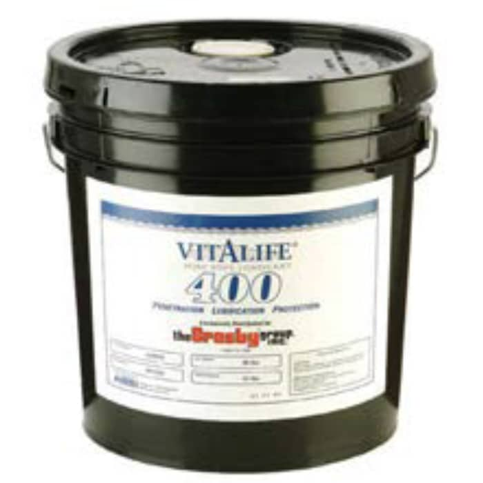 Elevator / Lift Cable Lubricant | Crosby Vitalife 600