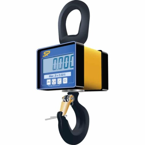 Straightpoint Miniweigher Plus Load Indicator