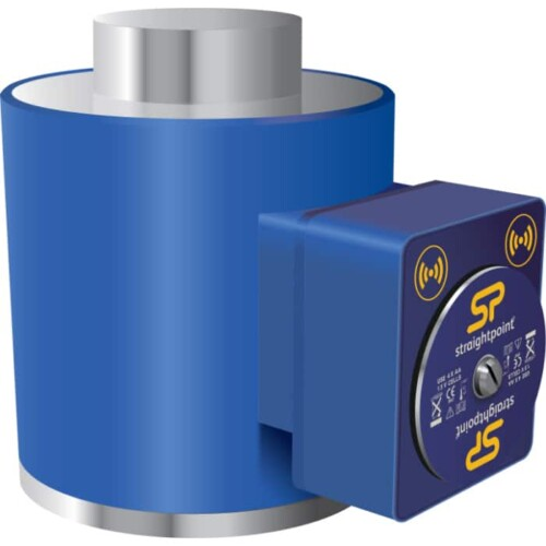 Straightpoint Wireless Compression Load Cell Load Indicator