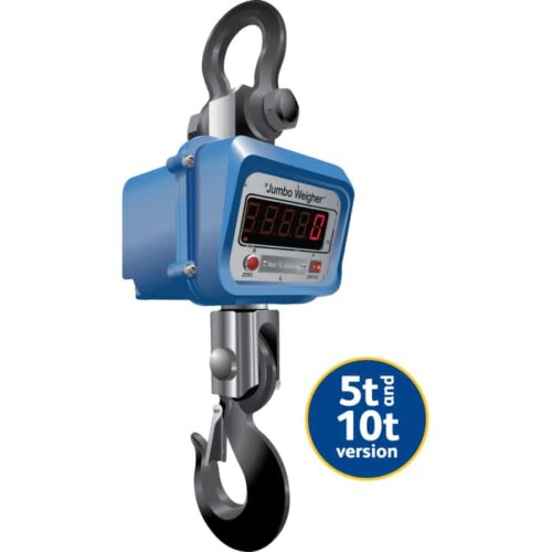 Straightpoint Jumboweigher Plus Load Indicator