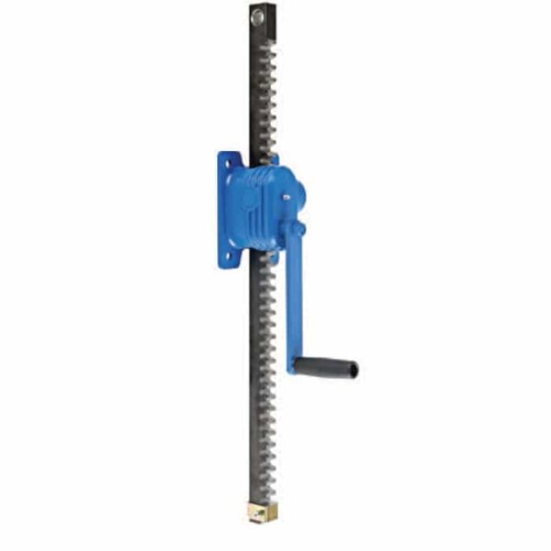 Camlok ZWW & ZWW-L Wall Mounted Rack & Pinion Jacks