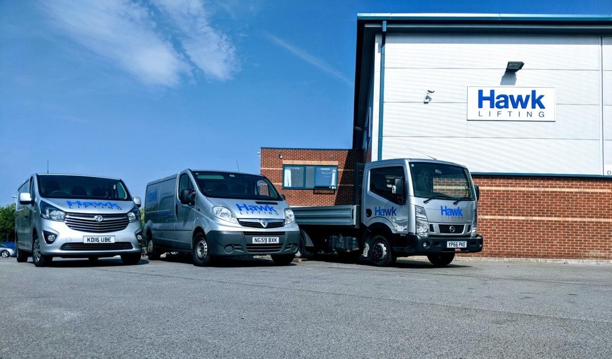 Hawk Lifting Vans