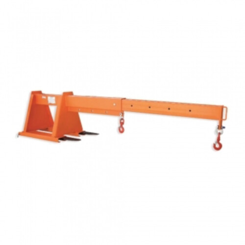 IEJ Fork Mounted Extending Jib
