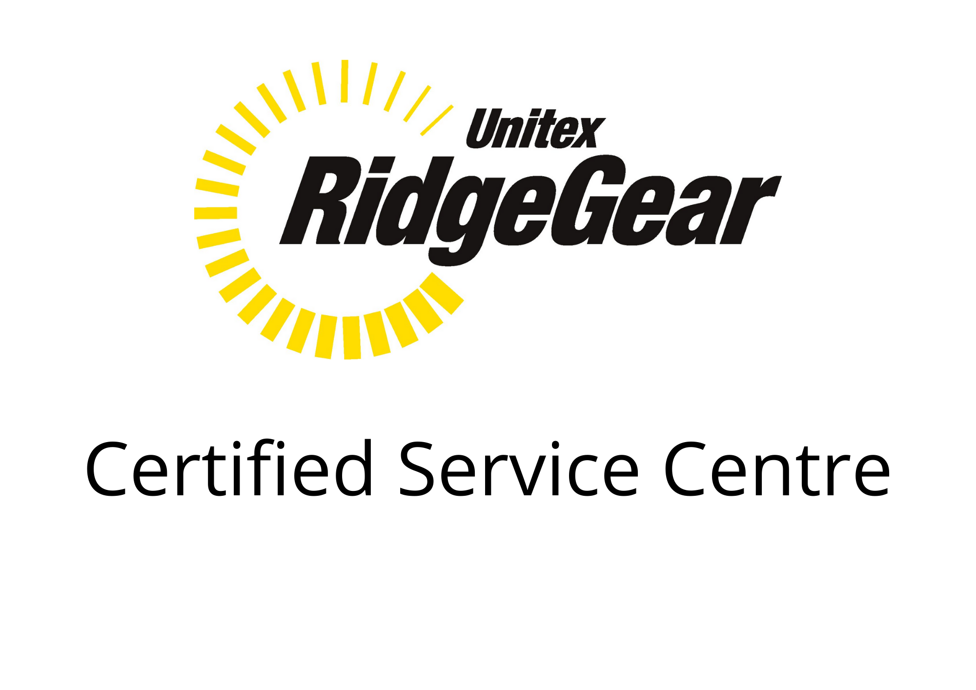 Certified Service Centre