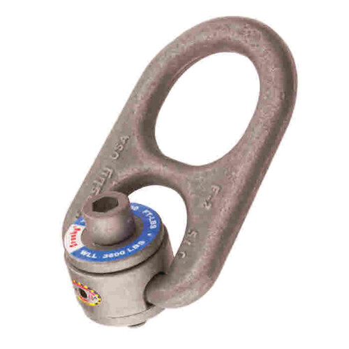 Crosby HR1000MCT Cold Tuff Heavy Lift Swivel Hoist Ring with Metric Thread