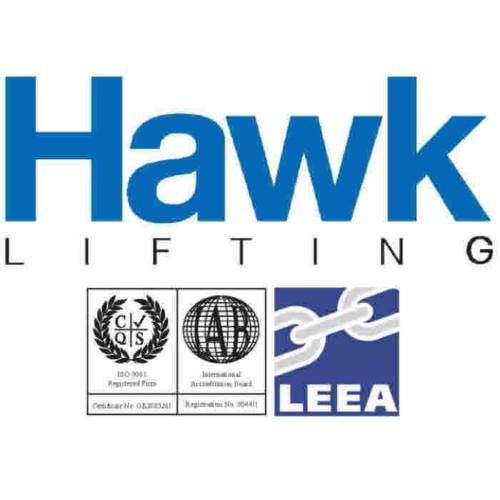 Hawk Lifting ISO9001 and LEEA