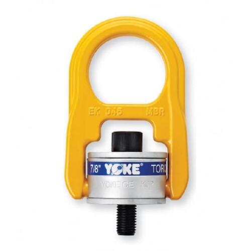 Yoke Swivel Hoist Ring with alloy steel washer - type 204
